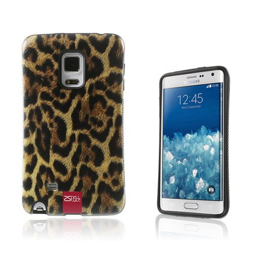 IFACE Samsung Galaxy Note Edge N915 Skal – Leopard