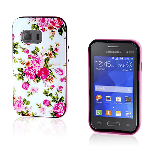 Westergaard Samsung Galaxy Young 2 Skal – Rosa Bouquet