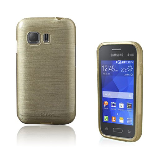 Bremer Samsung Galaxy Young 2 Skal – Champagne