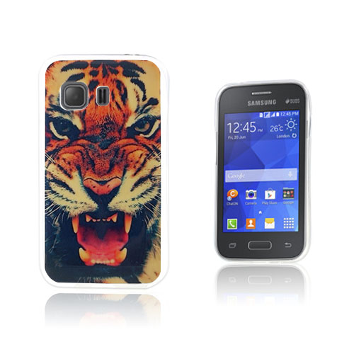 Westergaard Samsung Galaxy Young 2 Skal – Arg Tiger