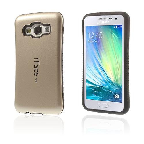 Iface Samsung Galaxy A3 Skal – Guld