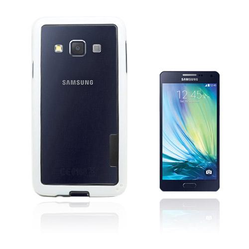 Arc Edge Samsung Galaxy A3 Bumper – Vit