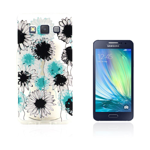 Westergaard Samsung Galaxy A3 Skal – Färgglada Krysantemum