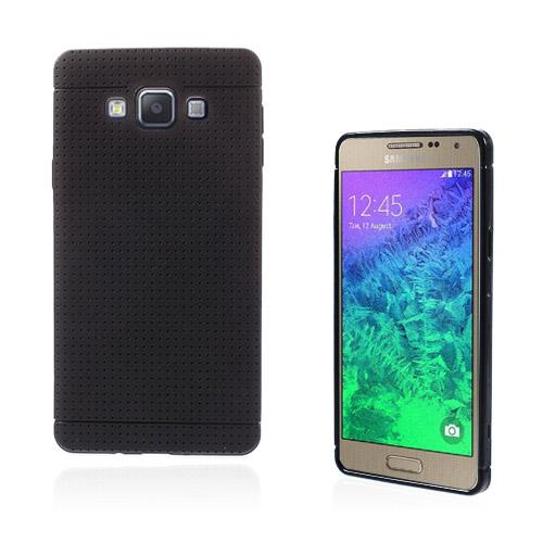Andersen Samsung Galaxy A7 Skal – Svart