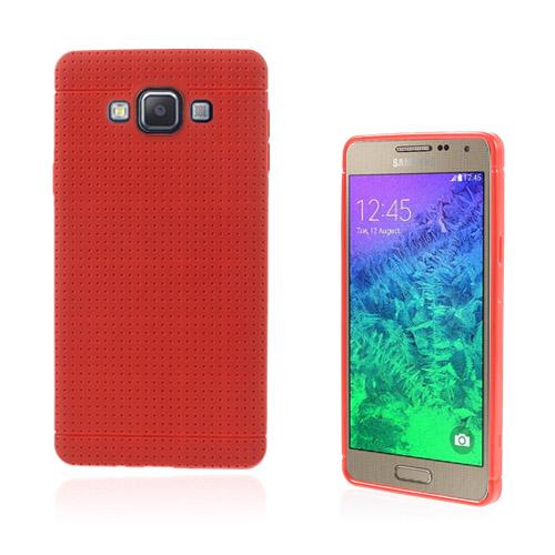 Andersen Samsung Galaxy A7 Skal – Röd