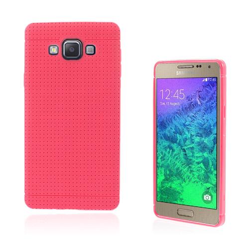 Andersen Samsung Galaxy A7 Skal – Het Rosa
