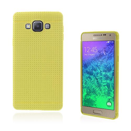 Andersen Samsung Galaxy A7 Skal – Gul