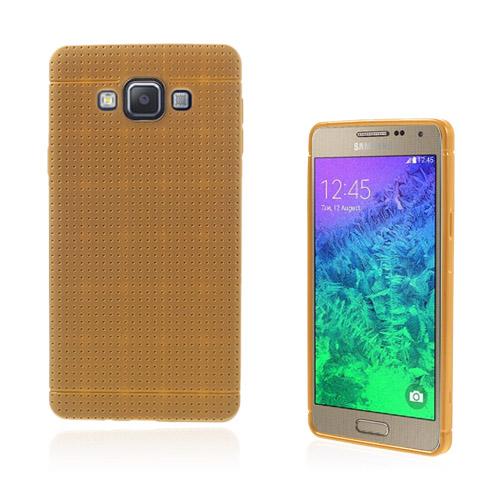 Andersen Samsung Galaxy A7 Skal – Guld