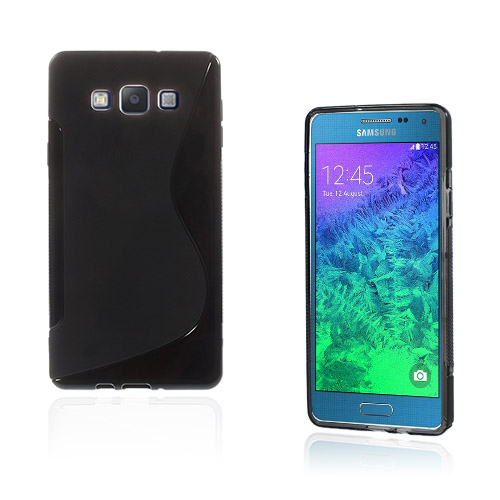 Lagerlöf Samsung Galaxy A7 Skal – Svart