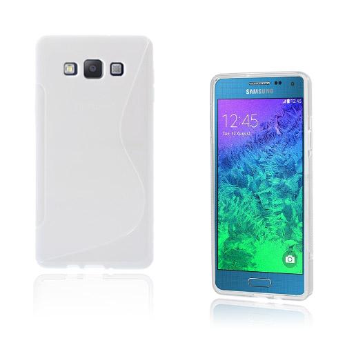 Lagerlöf Samsung Galaxy A7 Skal – Vit