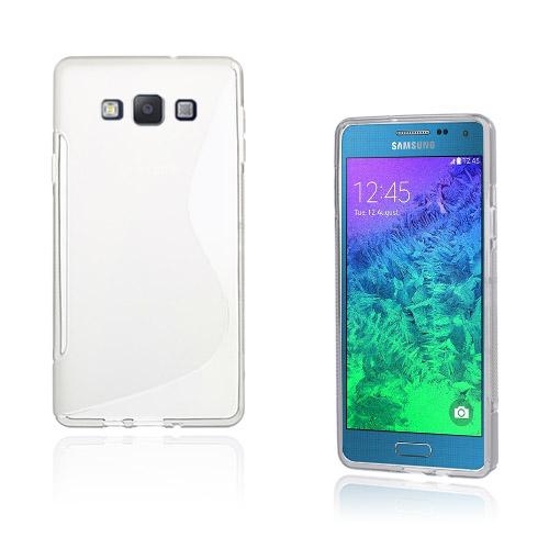 Lagerlöf Samsung Galaxy A7 Skal – Grå