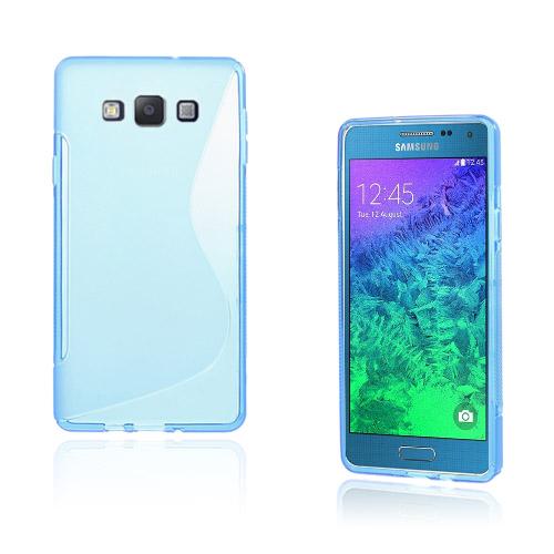 Lagerlöf Samsung Galaxy A7 Skal – Blå