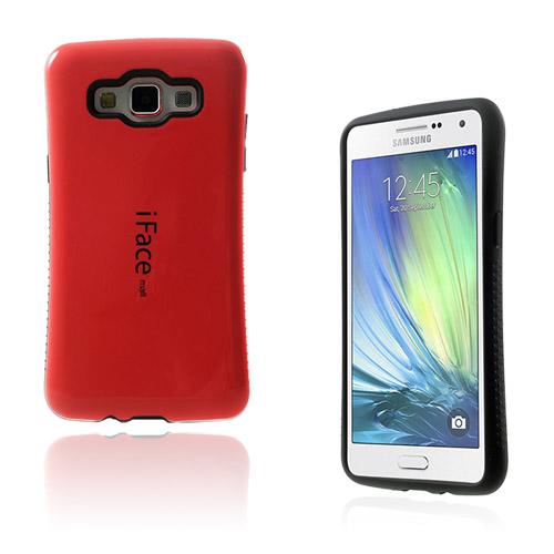 Iface Samsung Galaxy A5 Skal – Röd