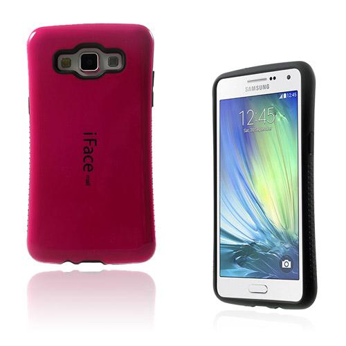 Iface Samsung Galaxy A5 Skal – Het Rosa