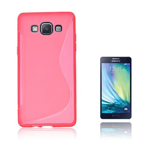 Lagerlöf Samsung Galaxy A5 Skal – Het Rosa