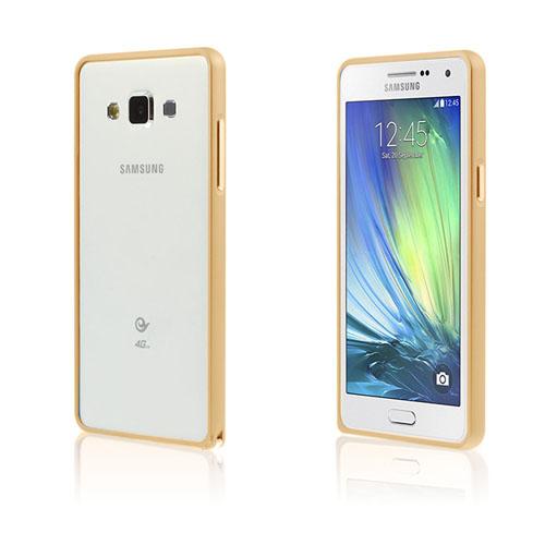 Remes (Champagne) Samsung Galaxy A5 Metal Bumper