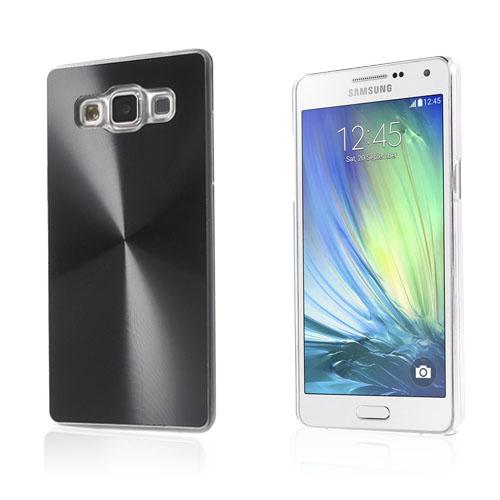 Grooves Samsung Galaxy A5 Hårt Skal – Svart