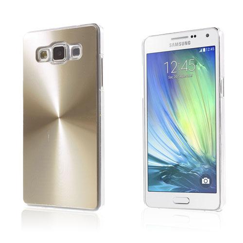 Grooves Samsung Galaxy A5 Hårt Skal – Guld