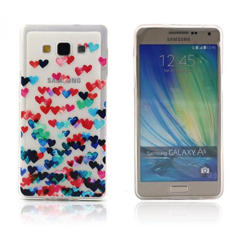Westergaard Samsung Galaxy A5 Skal – Olika Hjärtan