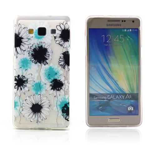 Westergaard Samsung Galaxy A5 Skal – Färgglada Krysantemum