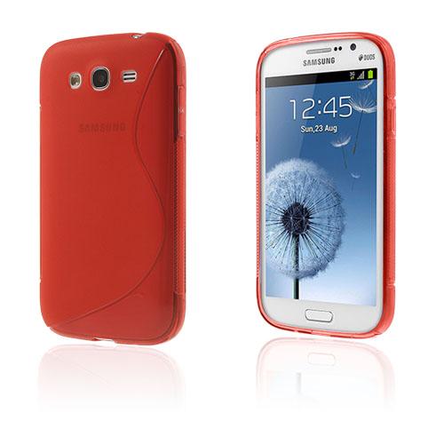Lagerlöf Samsung Galaxy Grand Neo Skal – Röd