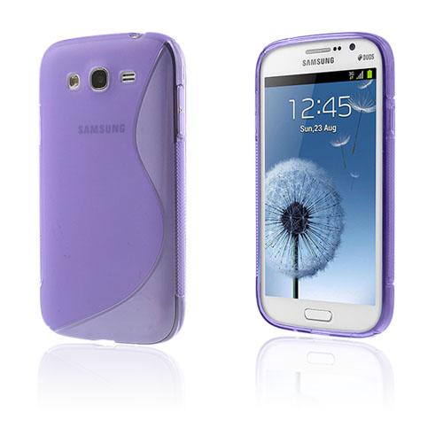 Lagerlöf Samsung Galaxy Grand Neo Skal – Lila