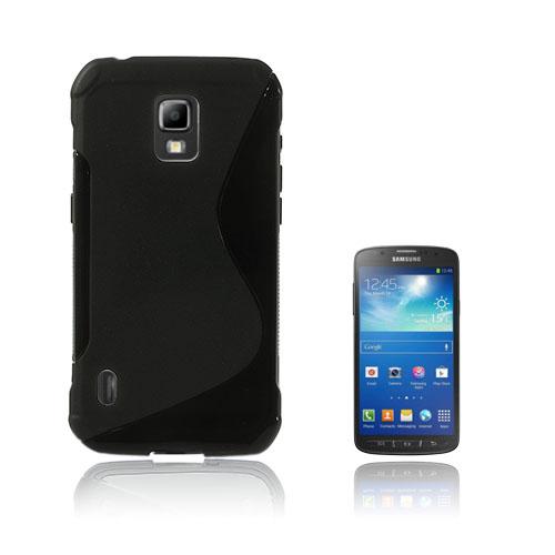 Lagerlöf (Svart) Samsung Galaxy S5 Active Skal