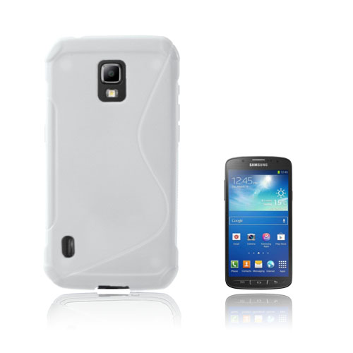 Lagerlöf (Vit) Samsung Galaxy S5 Active Skal