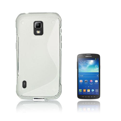Lagerlöf (Grå) Samsung Galaxy S5 Active Skal