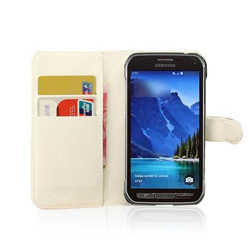 Jensen Samsung Galaxy S5 Active Fodral – Vit
