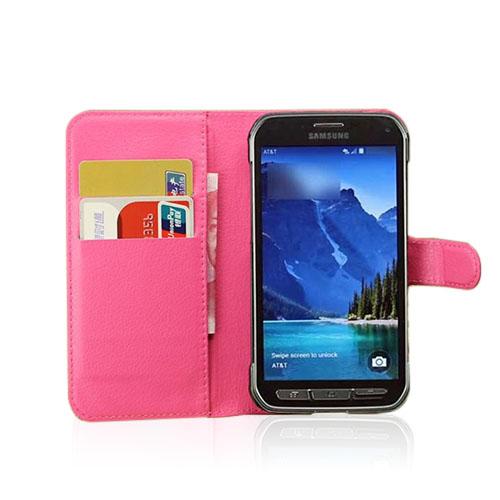 Jensen Samsung Galaxy S5 Active Fodral – Varm Rosa