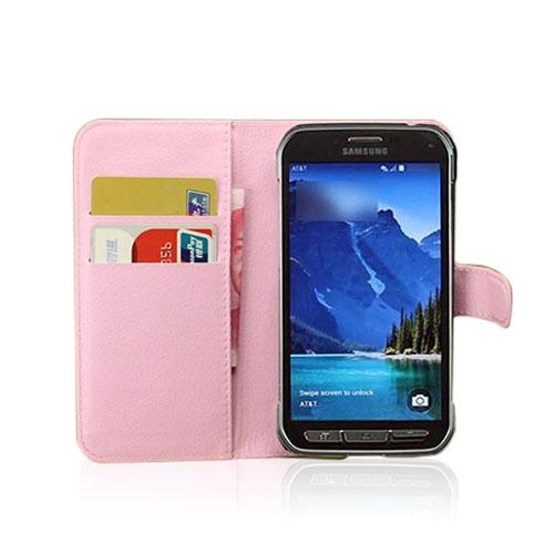 Jensen Samsung Galaxy S5 Active Fodral – Rosa