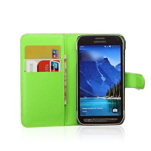 Jensen Samsung Galaxy S5 Active Fodral – Grön