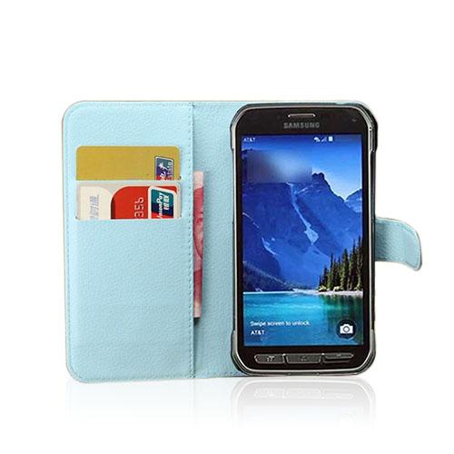 Jensen Samsung Galaxy S5 Active Fodral – Blå
