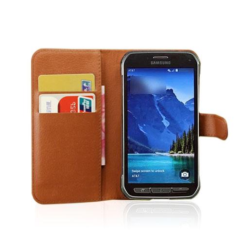 Jensen Samsung Galaxy S5 Active Fodral – Brun