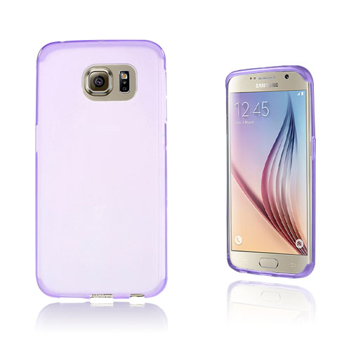 Sund (Lila) Samsung Galaxy S6 Edge Skal
