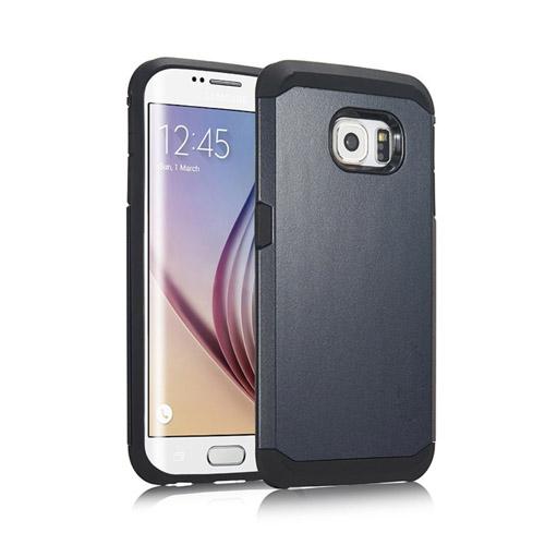 Dahl Samsung Galaxy S6 Edge Skal – Mörk Blå