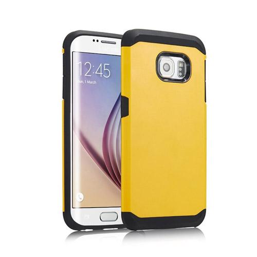 Dahl Samsung Galaxy S6 Edge Skal – Gul