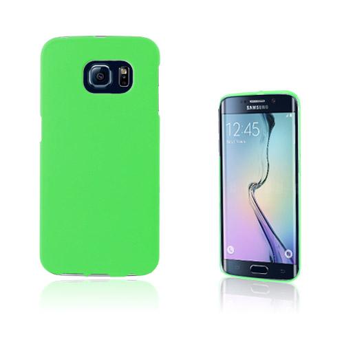 Christensen Samsung Galaxy S6 Edge Hårt Skal – Grön