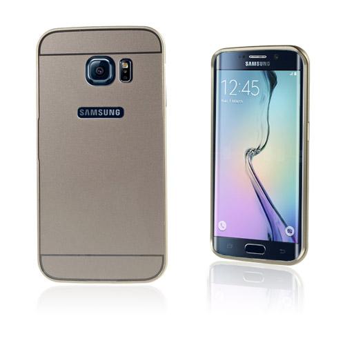 Egeland Samsung Galaxy S6 Edge Skal – Guld