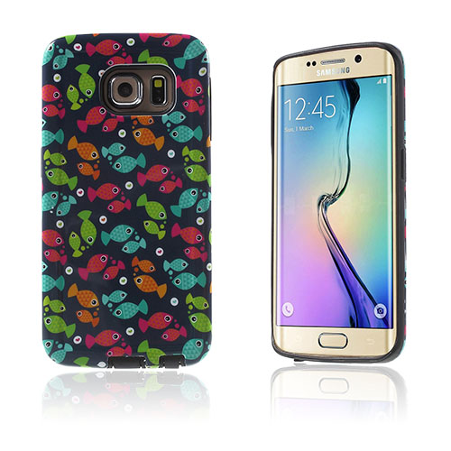 Westergaard Samsung Galaxy S6 Edge Skal – Söta Fiskar