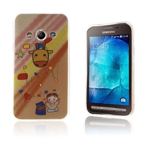 Westergaard Samsung Galaxy Xcover 3 Skal – Teckning