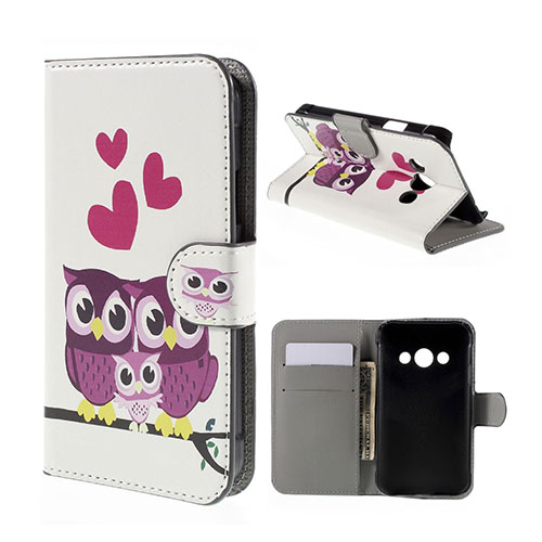 Moberg Samsung Galaxy Xcover 3 Fodral & Plånbok – Familjen Uggla