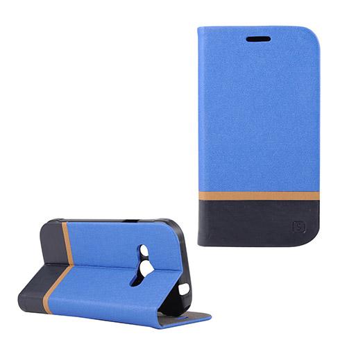 Mazetti Samsung Galaxy XSkal 3 Fodral – Blå