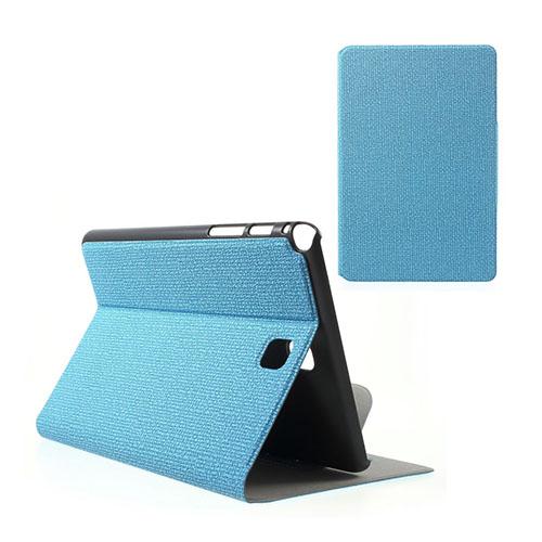 Praque (Ljusblå) Samsung Galaxy Tab A 8.0 Fodral med Plånbok