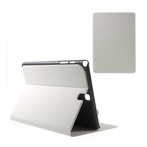 Praque Samsung Galaxy Tab A 9.7 Fodral med Plånbok – Vit