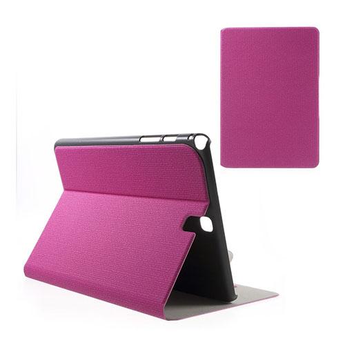 Praque Samsung Galaxy Tab A 9.7 Fodral med Plånbok – Het Rosa