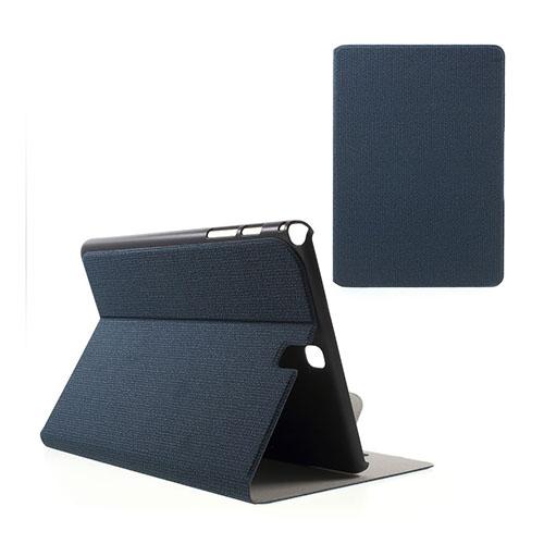 Praque Samsung Galaxy Tab A 9.7 Fodral – Plånbok – Mörkblå