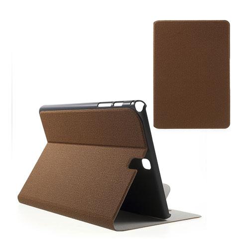 Praque Samsung Galaxy Tab A 9.7 Fodral med Plånbok – Brun