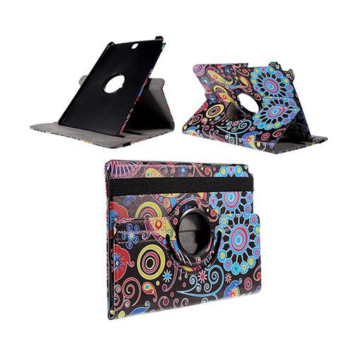 Jessen Illustration Samsung Galaxy Tab A 9.7 Fodral – Paisley Blommor